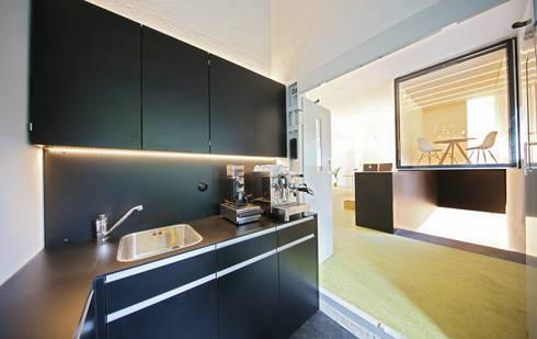 Büroküche  Mensch + Raum Interior Design & Möbel: Büroküche | homify