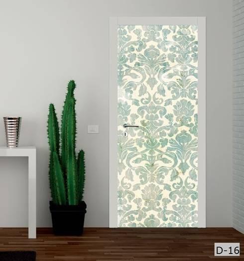 Окна и двери в . Автор – Inoutprint