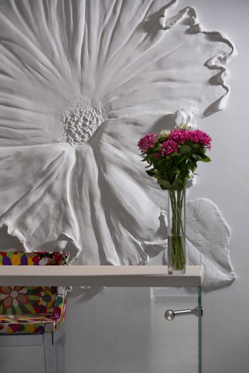 Стены и пол в . Автор – U-Style design studio