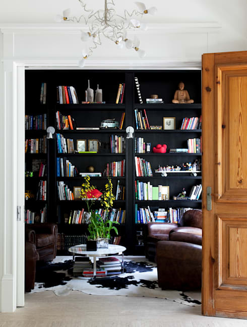 CASA JARDIM EUROPA: Casa  por CSDA Arquitetura e Interiores
