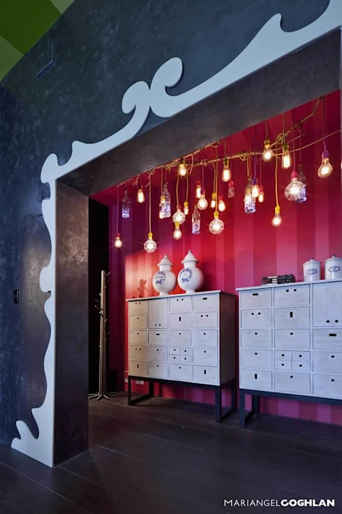 Pantry: Cavas de estilo  por MARIANGEL COGHLAN