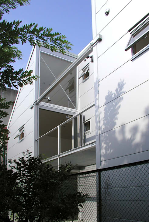 借景の家: 充総合計画 一級建築士事務所が手掛けた家です。