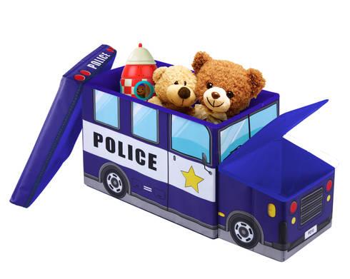 2118P PUFF INFANTIL GUARDA-TODO POLICIA: Habitaciones infantiles de estilo  de JOCCA - Qualimax International S.L.