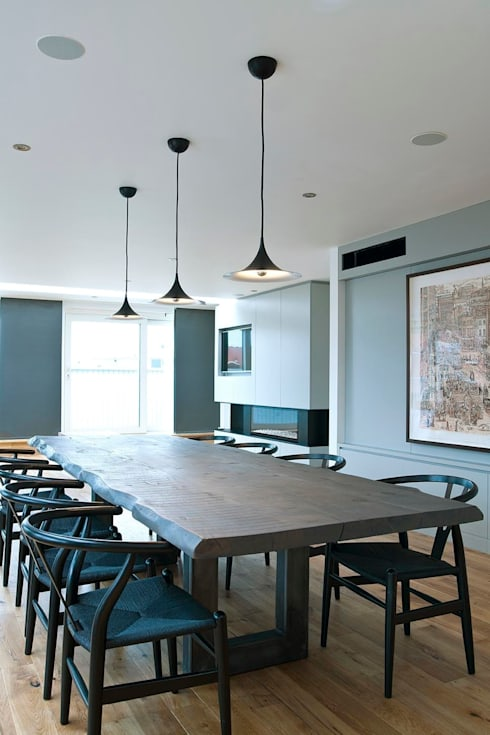 Dining room by Terry Design