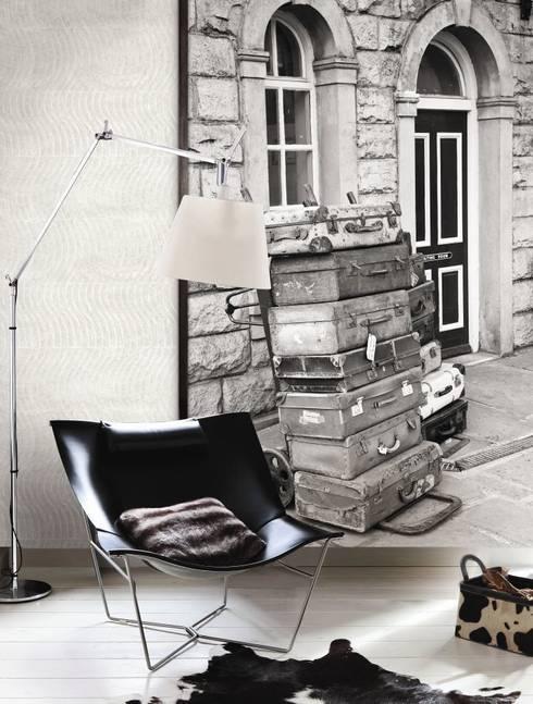 Paredes y pisos de estilo  por Bianchi Lecco srl