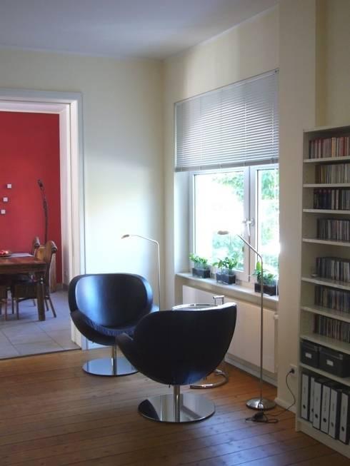 Wohnraum: moderne Wohnzimmer von ketterer innenarchitektur