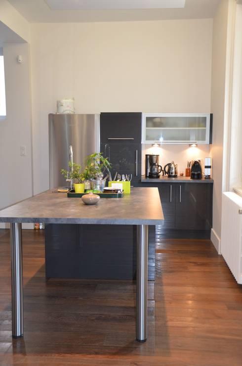 Keuken door LAUREN CREATION