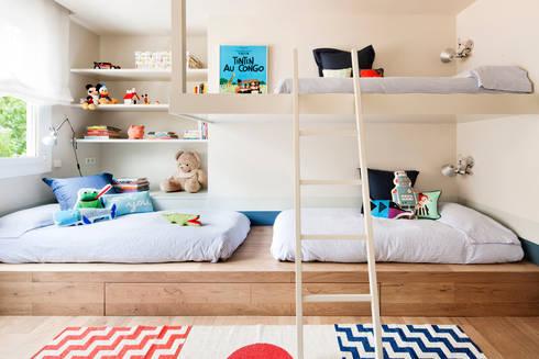minimalistic Nursery/kid's room by A! Emotional living & work