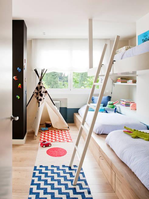 غرفة نوم مراهقين  تنفيذ A! Emotional living & work