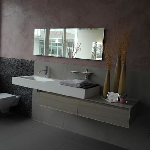 Italienisches Bad-Design anderer Art von Keramostone | homify