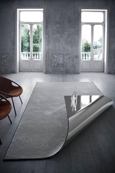 Гостиная в . Автор – Alessandro Isola Ltd