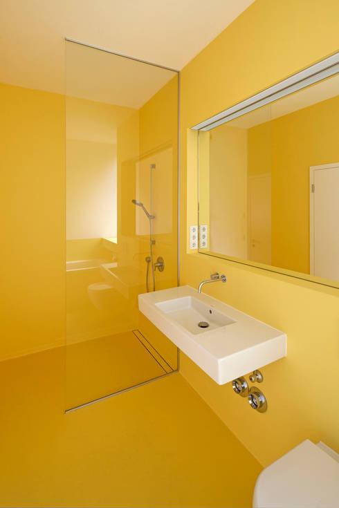 studioinges Architektur und Städtebau의  욕실