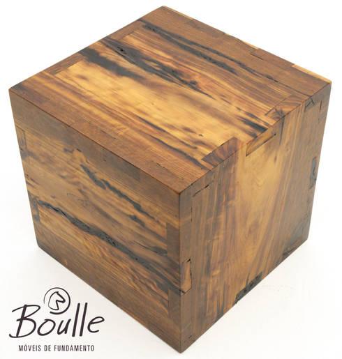 Cubos Boulle: Sala de estar  por Boulle