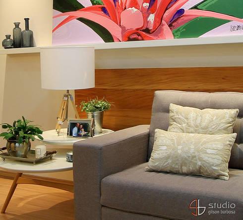 Sala de Estar : Arte  por Camila Tannous Arquitetura & Interiores