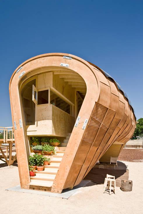 Casas de estilo  por [ADitude*] Architecture