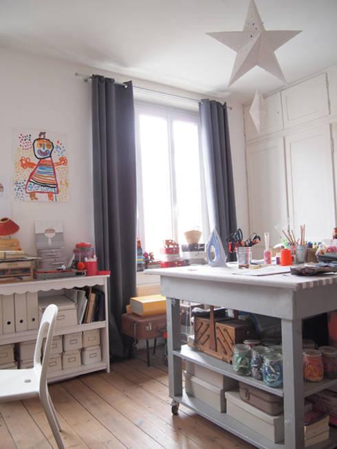 Projekty,  Pokój dziecięcy zaprojektowane przez ZUT!