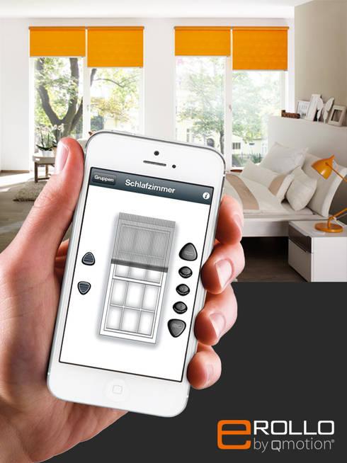 Estores enrollables jugando con la iluminaci n de tu hogar - Estores enrollables motorizados ...