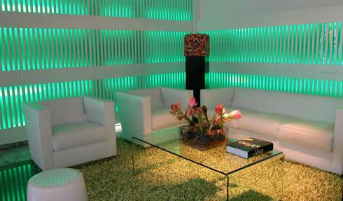 Restaurante Mar divino Sanxenxo: Bares y Clubs de estilo  de Oito Interiores
