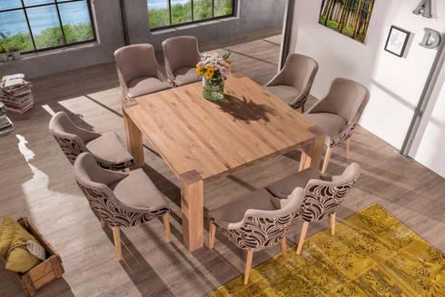 massivholztische aus eiche von empinio24 e k homify. Black Bedroom Furniture Sets. Home Design Ideas