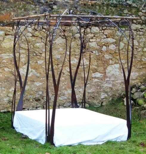 Camera da letto in stile  di Manuel Huard
