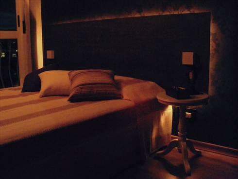 Dormitório Masculino | Petrópolis: Quartos  por Monte Arquitetura