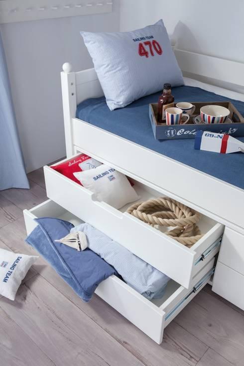 jugendzimmer sailing von annette frank gmbh homify. Black Bedroom Furniture Sets. Home Design Ideas