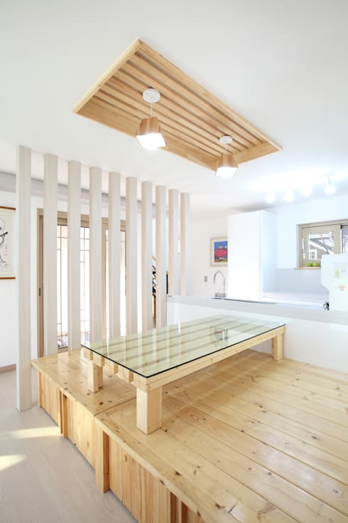 Dapur by 주택설계전문 디자인그룹 홈스타일토토