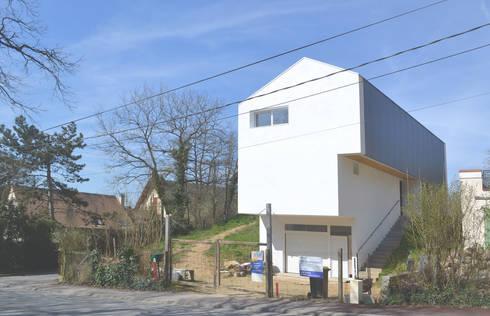 Pavillon revisit par htc architecture homify - Pavillon residentiel moderne gurney architecte ...