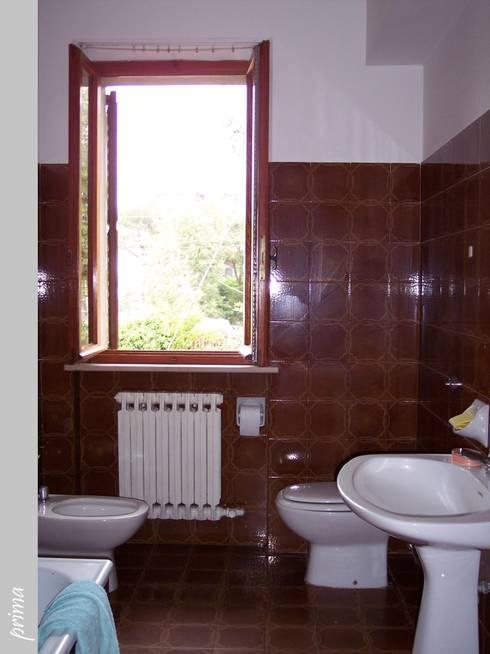 Prima:  in stile  di Arching - Architettura d'interni & home staging