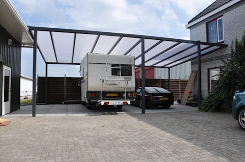 Aluminium Carports von Gardendreams International GmbH | homify