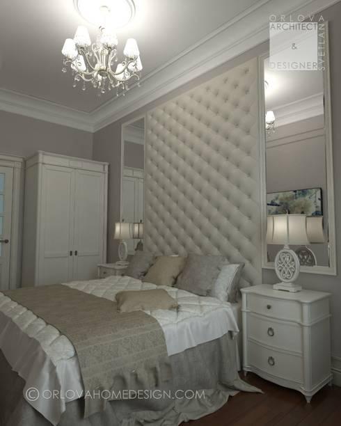 Квартира в Санкт-Петербурге: Спальни в . Автор – Orlova Home Design