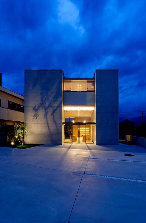 垂井の眼鏡店「navii」+「house」: miyukidesignが手掛けた家です。