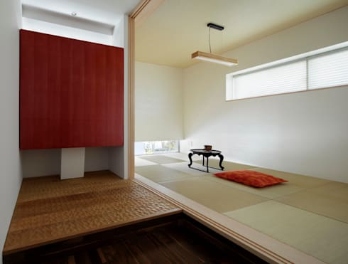 Walls by 久保田正一建築研究所