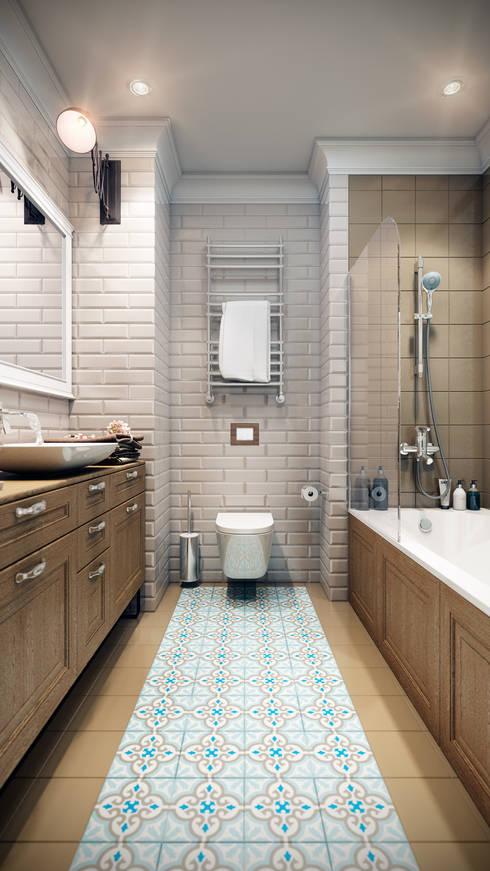 حمام تنفيذ CO:interior