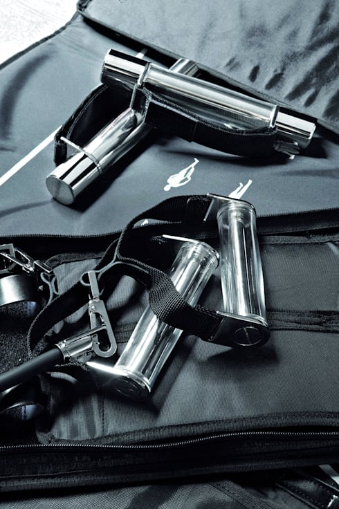 Ginásio  por Technogym Germany GmbH