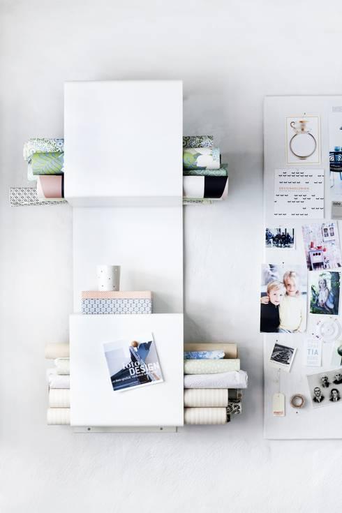 modern Living room by Anne Linde