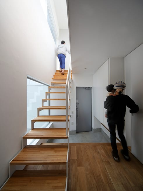 TOUFU: +0 atelier | プラスゼロアトリエが手掛けた廊下 & 玄関です。