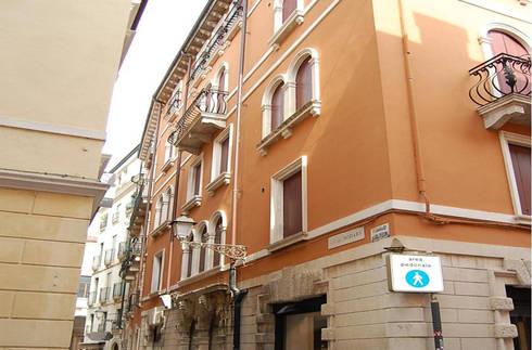 Albergo Vicenza: ristrutturazione in stradella dei Nodari nel centro storico di Vicenza di ...