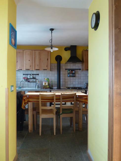 Cucina in stile in stile Rustico di homify
