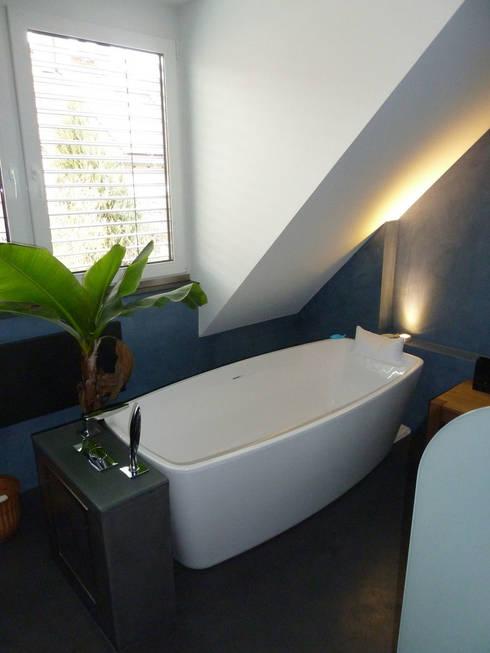 moderne Badkamer door Design Manufaktur GmbH