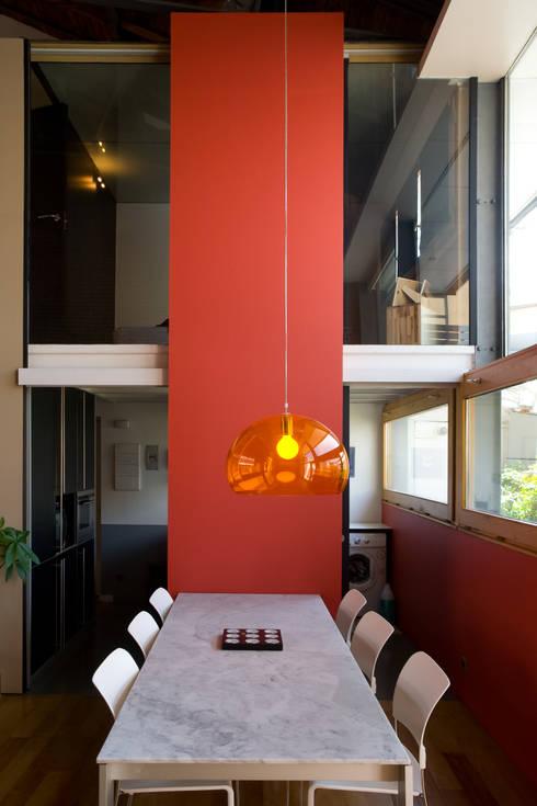 industriale Küche von Beriot, Bernardini arquitectos