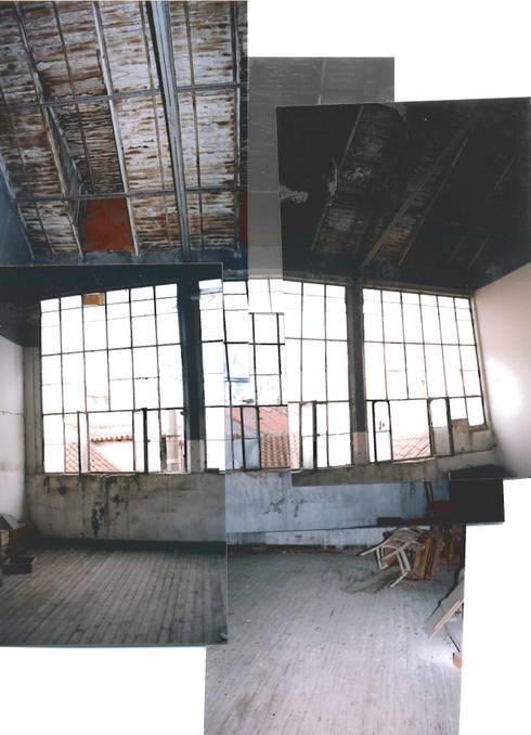 Escritórios e Espaços de trabalho  por Beriot, Bernardini arquitectos