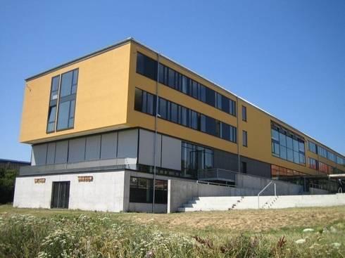 Gymnasium Edenkoben neubau gymnasium edenkoben by ingenieurbüro putschli homify