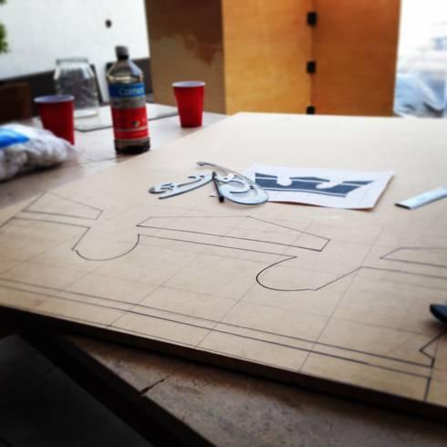 fabricación:  de estilo  por Armatoste studio