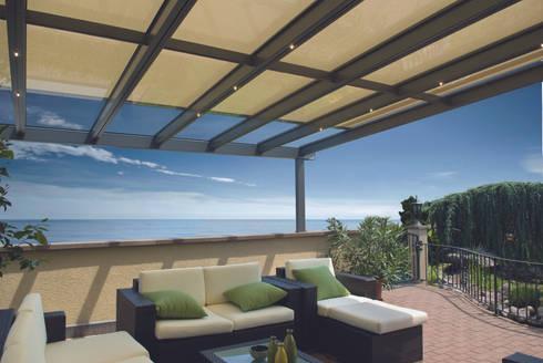 glasdachsystem terrado von klaiber sonnen und wetterschutztechnik gmbh homify. Black Bedroom Furniture Sets. Home Design Ideas