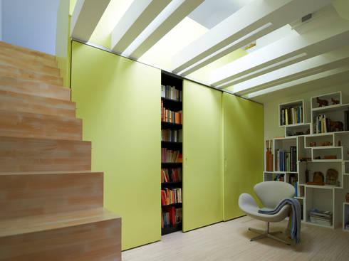 Modern Study/office By DODK Architekten BDA