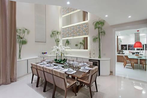Phòng ăn by Arquiteto Aquiles Nícolas Kílaris
