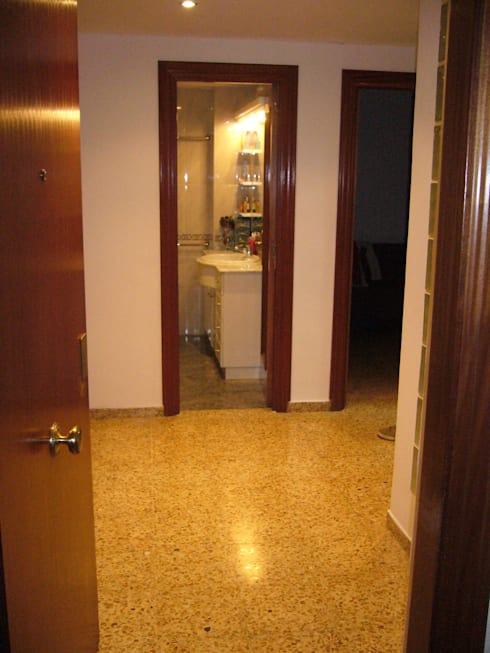 Reforma de vivienda en la calle Batalla de Almansa en Zaragoza:  de estilo  de A54Insitu