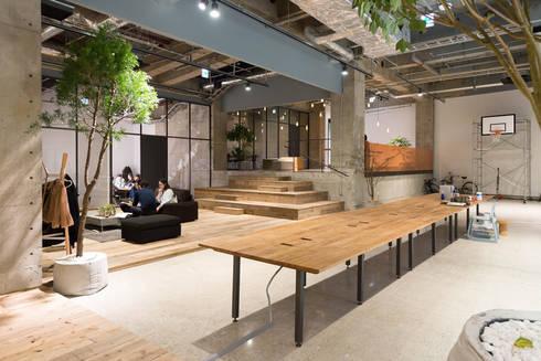 office 2 広尾: gleamが手掛けたオフィスビルです。