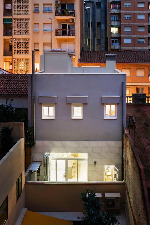 mediterrane Häuser von GPA Gestión de Proyectos Arquitectónicos  ]gpa[®
